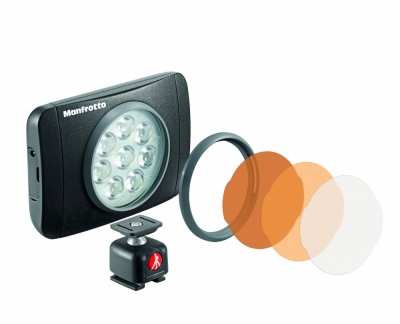 Manfrotto Lumimuse 8 Mini LED Lighting Panel