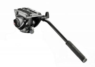 Manfrotto MVH500AH Video Head - Flat Base