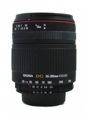 Used Sigma 28-300mm F3.5-6.3 DG Macro (Canon Fit)