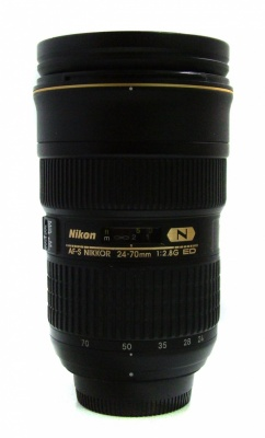 Used Nikon 24-70mm F2.8 G ED