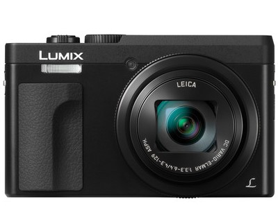 Panasonic Lumix DMC-TZ90 Black Digital Compact Camera
