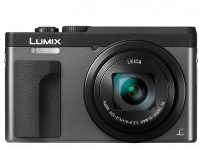 Panasonic Lumix DMC-TZ90 Silver Digital Compact Camera
