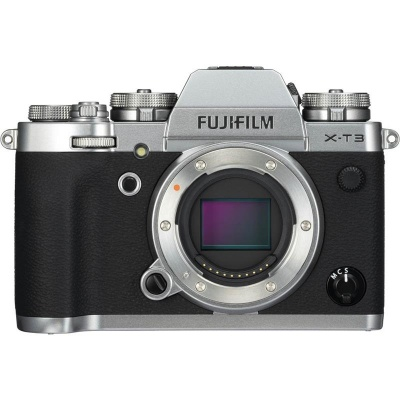 Fujifilm X-T3 Digital Camera Silver