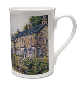 Personalised Bone China Mug Type 3